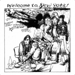 THE ROLLING STONES - Welcome To New York