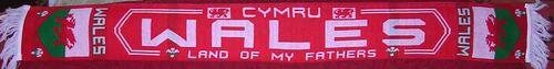 Echarpe Pays de Galles (3)