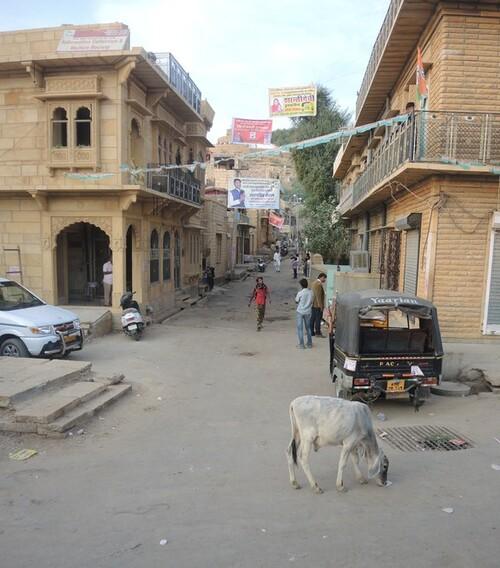 Inde 2014- Jour 4- Arrivée à Jaisalmer