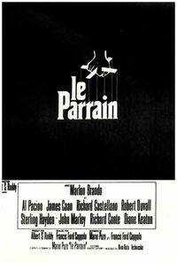 LE PARRAIN BOX OFFICE FRANCE 1972
