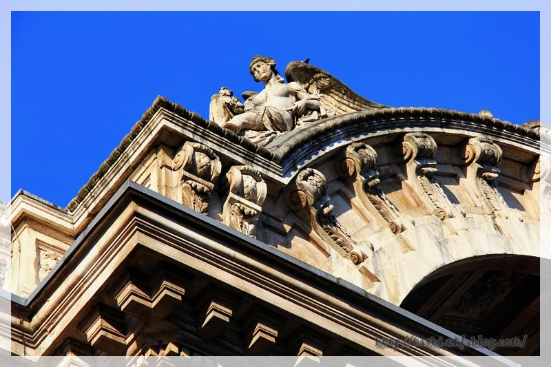 La Bourse de Bruxelles...