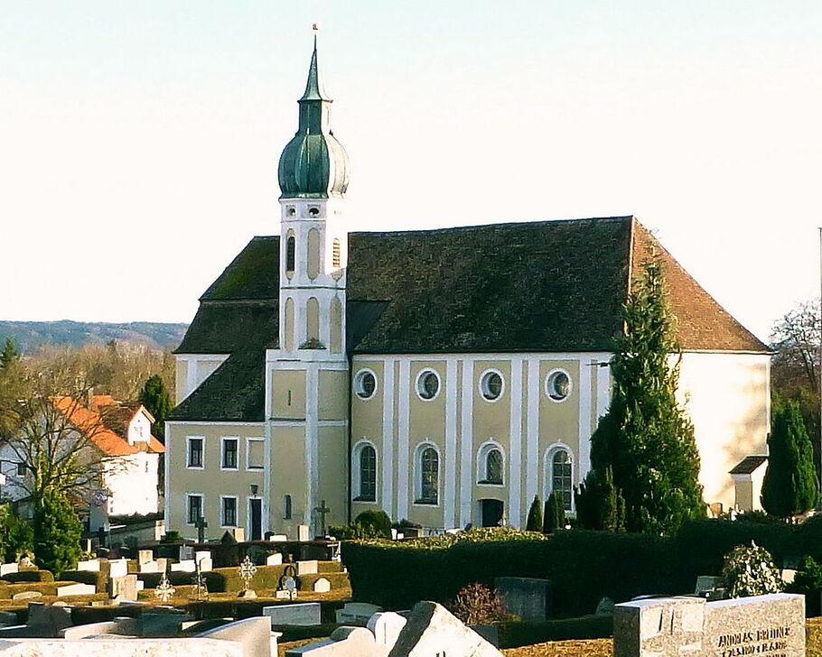 Dießen Friedhofskirche St Johann 001 201412 009.JPG