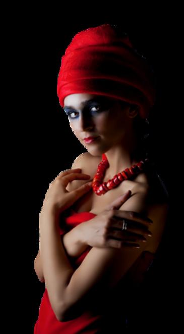 Femmes en Rouge Série 16