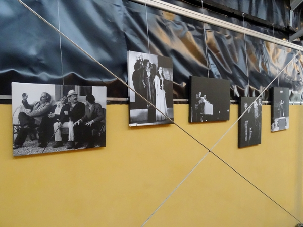 La salle Kiki de Montparnasse a été inaugurée...