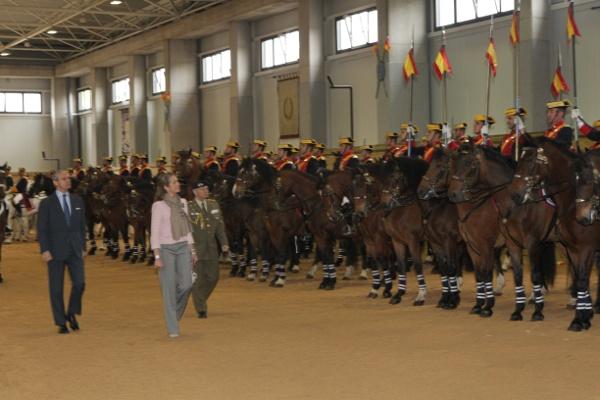 Elena et les chevaux