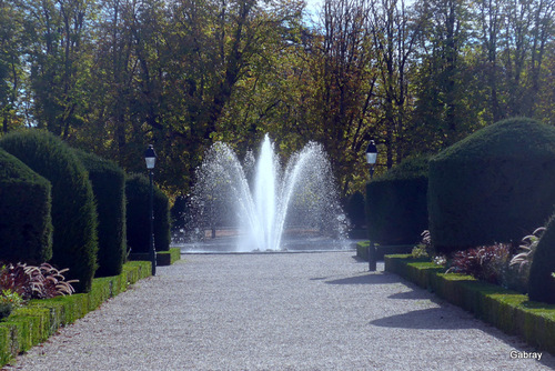 Castres 81: le jardin de l'évêché