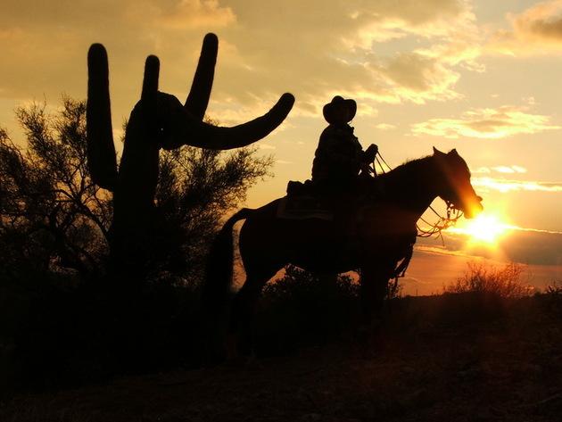 Une autre vie dans l'Ouest américain