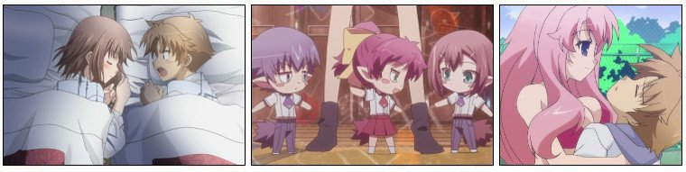 Animation Japonaise ❖  Baka to Test to Shoukanjuu