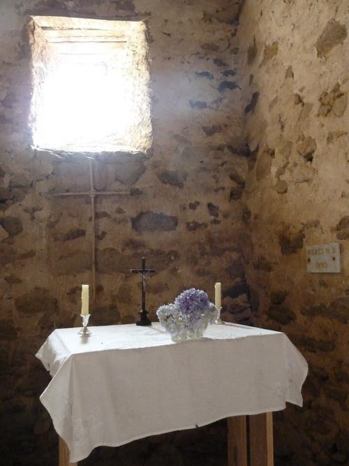 La plus humble des chapelles....