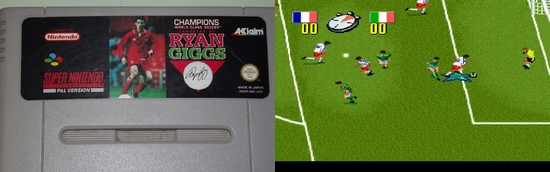 champions world class soccer Ryan Giggs