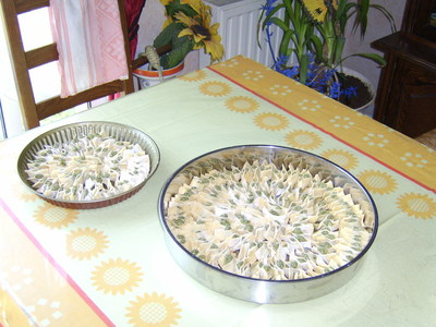 Blog de charlottopoire : Mes petites créas, Mantis - raviolis (Turc ou Arménien)