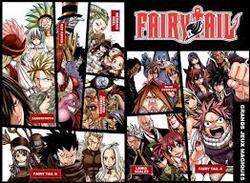 Reprise de l'anime de Fairy Tail !!!