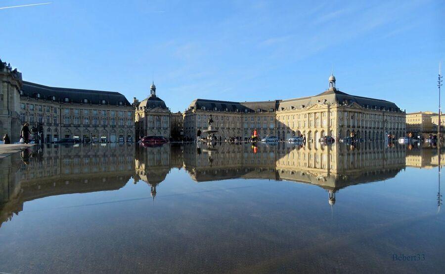 Bordeaux en fin d'année 2016