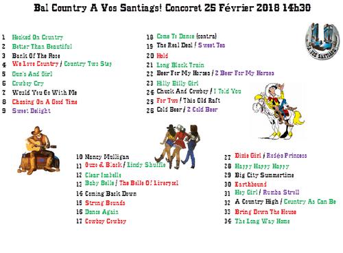 affiche -playlist concoret  56  25-02-2018