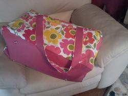 mon grand sac de voyage