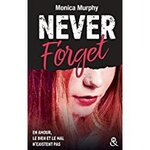 Chronique Never Forget tome 1 de Monica Murphy