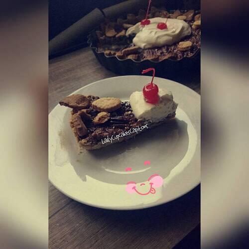 Délicieuse Pécan Pie pour fêter mon retour parmi la blogosphère