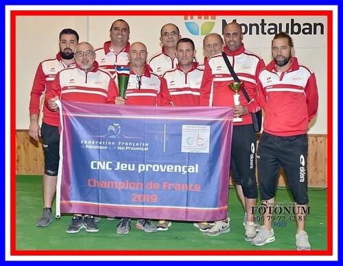 Les Fanas du jeu provençal