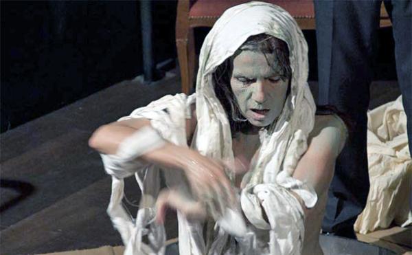 Camille Claudel à La Folie Théâtre