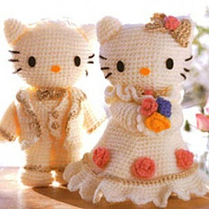 hello kitty les maries-copie-1