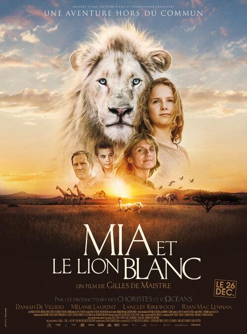 Vivez une aventure hors du commun avec la bande-annonce de MIA ET LE LION BLANC ! Le 26 décembre 2018 au cinéma