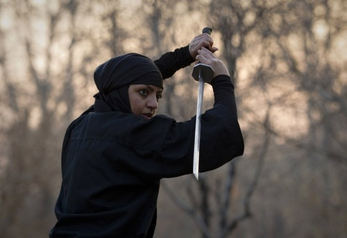 Mère ninja