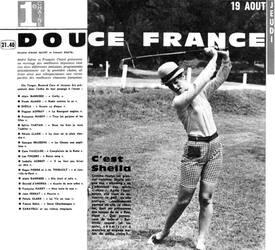 19 août 1965 / DOUCE FRANCE