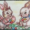 lapins de Paques 2020