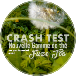 Crash Test : FUZE Tea
