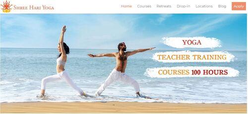 Yoga Training School India