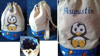 sac à dos Augustin