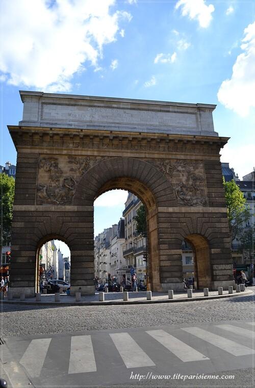 Porte Saint-Martin (Paris 10ème)