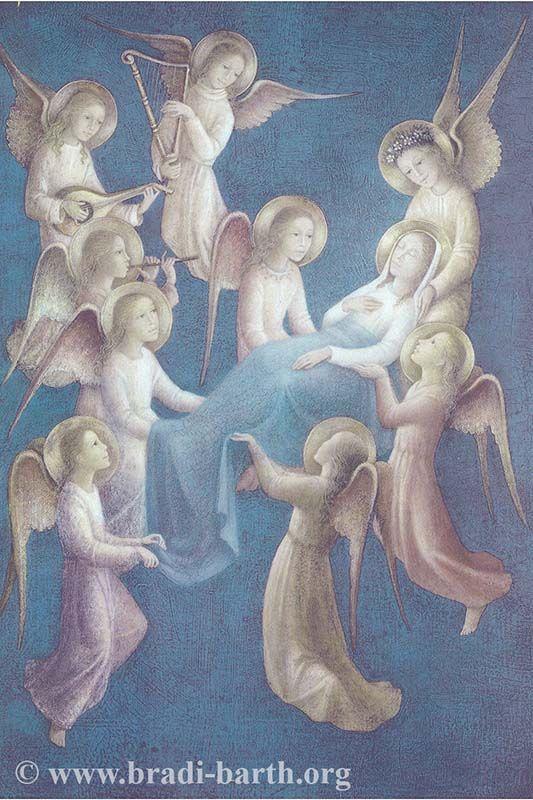 Bradi-Barth  _ L'Assomption de la Très Sainte Vierge Marie