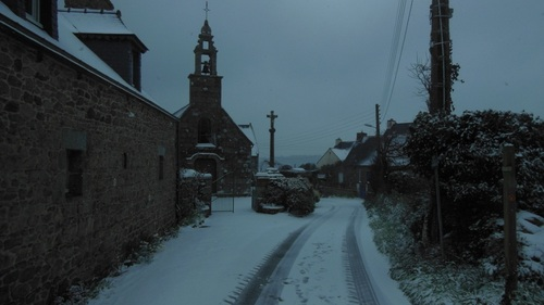 """Tombe la neige"""