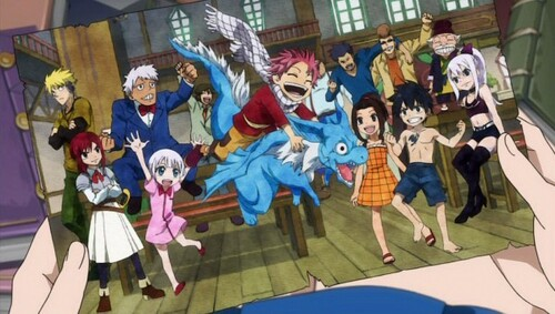 ensemble fairy tail