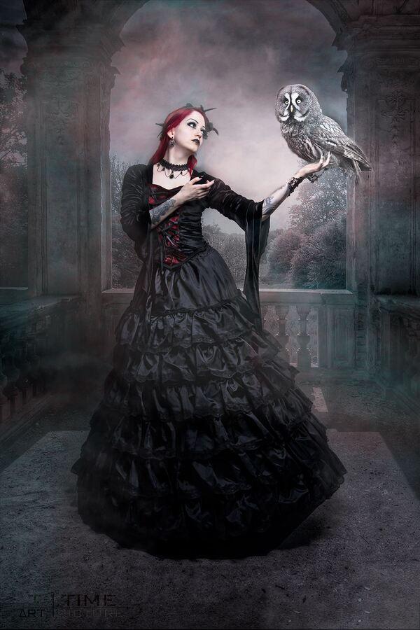 Obscure Raven, modèle
