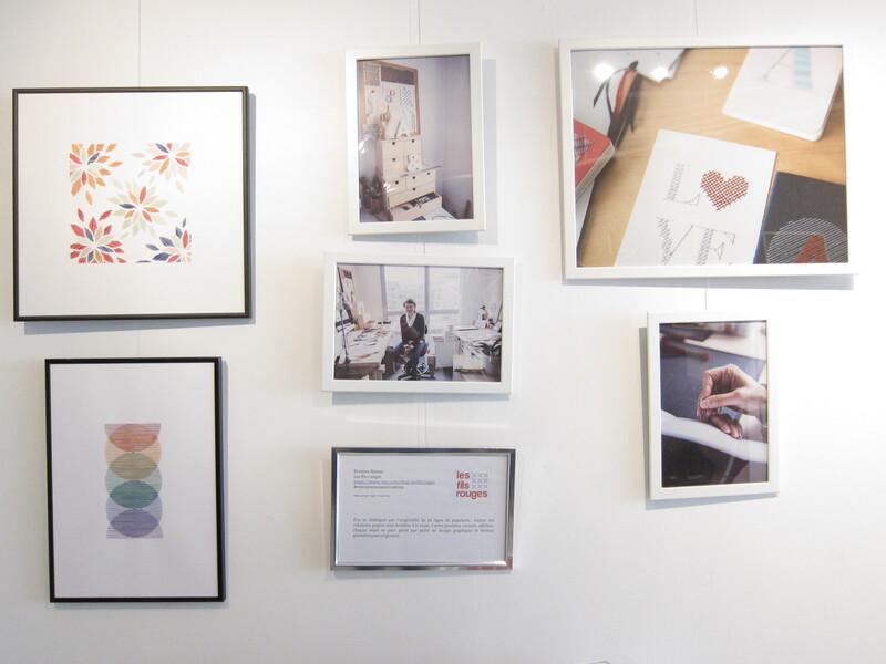 """Exposition """"12 portraits d'entrepreneuses créatives normandes"""": les photos"""