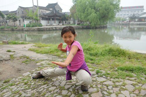17 au 22 avril - de Suzhou aux monts Huang Shan