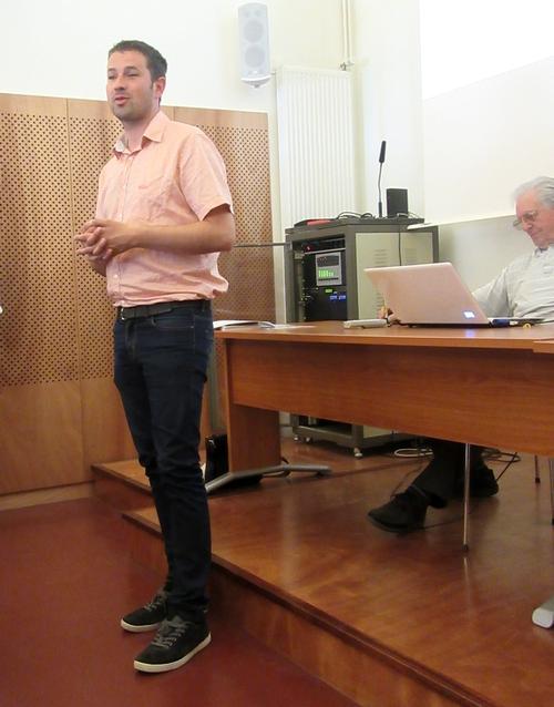 """Les guides bénévoles d' """"Un jour, une église"""" ont participeé à une après-midi de formation avec Jean Millot et Dominique Masson"""