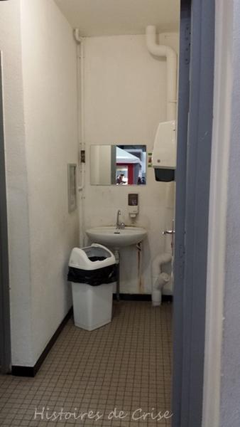 photographie Toilettes spéciales