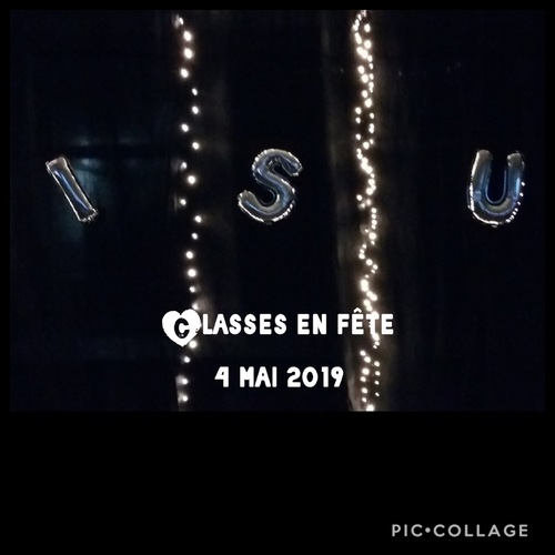 Classes de fête 2019