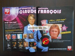 Collection CD 35 ème anniversaire Calude François