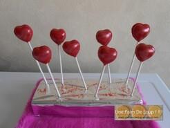 Saint-Valentin 2013 : Mes recettes