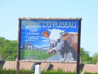 Les isles de la Guéroulde (en Mai)