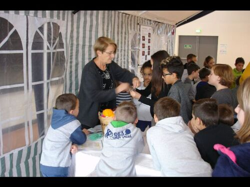 Visite Ecole