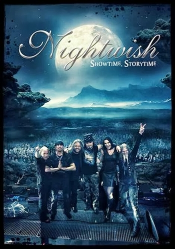 NIGHTWISH_Showtime, Storytime_DVD