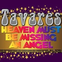 TAVARES - Heaven must be missing an angel (1976)  Hits 1960-1979