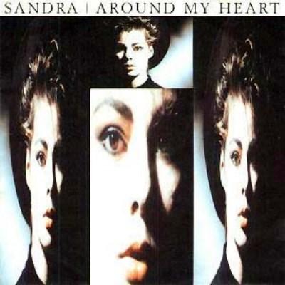 Sandra - Around My Heart - 1989
