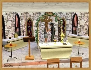 Chapelle Sainte Luna
