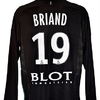 Jimmy BRIAND : Maillot ext RENNES porté le 18 mars 2010.